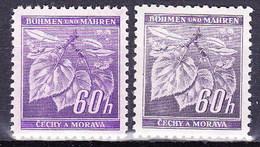 Boheme Et Moravie 1941 Mi 65 (Yv ), (MNH)** - Bohemia & Moravia