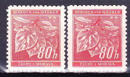 Boheme Et Moravie 1941 Mi 66 (Yv ), (MNH)** - Bohême & Moravie