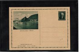FAL10- TCHECOSLOVAQUIE - CARTE POSTALE ILLUSTREE MICHEL N° 59/a TTB - Postal Stationery