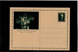 FAL10- TCHECOSLOVAQUIE - CARTE POSTALE ILLUSTREE MICHEL N° 60 INFIME PLI AU COIN INF. GAUCHE - Postal Stationery