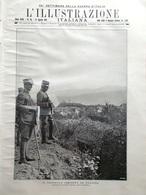 L'illustrazione Italiana 27 Agosto 1916 WW1 Battaglia Gorizia Rosso San Secondo - Guerra 1914-18