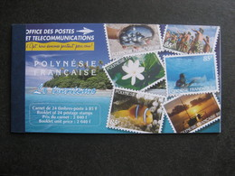 Polynésie: R Et TB Carnet  N° C 536 , Neuf XX. - Carnets