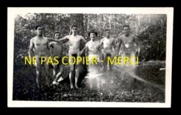 NATURISME - HOMMES NUS - FORMAT 11.2 X 6.8 CM - Beauté Féminine (1941-1960)