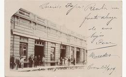 Real Photo Casa Rius Y Jorea Asuncion Comercio - Paraguay