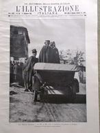 L'illustrazione Italiana 17 Settembre 1916 WW1 Enrico Toti Nazario Sauro Chiesa - Guerra 1914-18