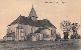 ¤¤  -   BRAGELOGNE    -   L'Eglise     -   ¤¤ - France
