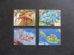 Polynésie: TB Série N° 1029 Au N° 1032 ,neufs XX . - Polynésie Française