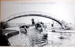 Les Canaux à Toulouse La Passerelle Negreneys - Toulouse