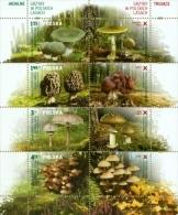 POLAND 2012 Polish Mushrooms, Mini Sheet MNH ** - 1944-.... Republic
