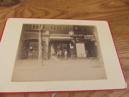 6 - Photo INDOCHINE, SAÏGON, Une Boutique, Superbe - Oud (voor 1900)