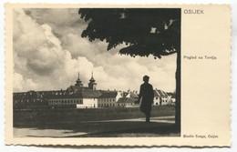 OSIJEK Croatia - Tvrđa Old City, Photo Szege,1930s - Croatia