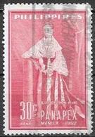 1952 PANAPEX, Maria Clara, 30c, Airmail, Used - Philippines