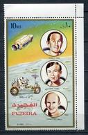 Fujeira  1972 Mi # 1159 A SPACE APOLLO 16 MAN ON THE MOON MNH - Fujeira