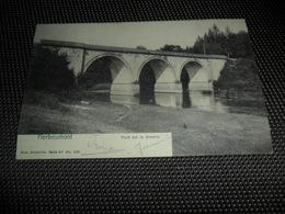 Herbeumont  Pont Sur La Semois  Nels Serie 40 N° 199 - Herbeumont
