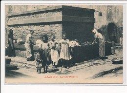 AJACCIO : Lavoir Public - Tres Bon Etat - Ajaccio