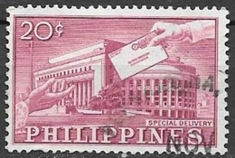 1962 20c Special Delivery,  Used - Philippines