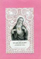 CANIVET - TRES SAINT COEUR DE MARIE - Andachtsbilder