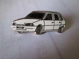 PIN'S   AX  Zamak   Decat - Citroën