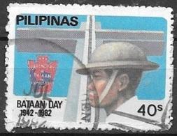 1982 40s Bataan Day, Used - Philippines
