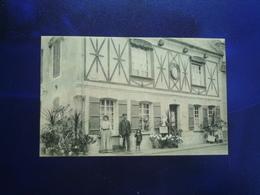 1916 LE CROTOY AU PALMIER MAISON BAILLON LENGLET   BON ETAT - Le Crotoy