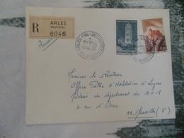 LETTRE RECOMMANDE DE FRANCE - Postmark Collection (Covers)
