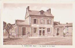 Eure        346        Garennes.La Mairie Et La Poste - Frankrijk