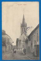 53 - BALLOTS - L'ÉGLISE - 1905 - France