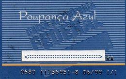 MEC.62 / BRASIL -  CREDIT CARD / CAIXA ECONOMICA FEDERAL  / MULTEBANCO - Cartes De Crédit (expiration Min. 10 Ans)