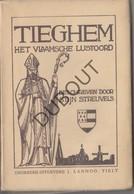 TIEGEM/Anzegem - Het Vlaamsche Lustoord - Stijn Streuvels 2de Uitgave, Ongeopend Exemplaar (N722) - Antiguos
