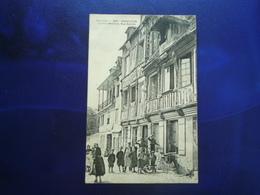1911 HONFLEUR VIEILLES MAISONS RUE BAVOLE BON ETAT - Honfleur