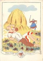"""¤¤    -   Illustrateur """" BARRE-DAYEZ """"   -    Proverbe - Bien Faire Et Laisser Dire ..........   -  ¤¤ - Other Illustrators"""