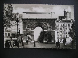 Paris La Porte Saint-Martin - France