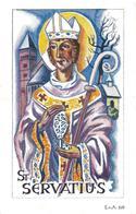 S. SERVAZIO V.   - M - RB - Mm. 73 X 113 - Religione & Esoterismo
