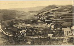 Bohan-sur-Semois - Panorama Très étendu En 4 Cartes Reliées 4 SCAN - Pas Circulé -  Nels Ed. E.J. Bohan - SUPER Et RARE - Vresse-sur-Semois