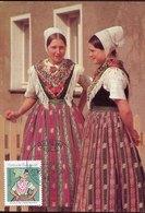 45796 Germany Ddr,  Maximum 1962 , Tracht, Folk Costume, Mi-1724 - [6] République Démocratique