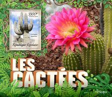 Togo.  2019 Cactus. (0202b)  OFFICIAL ISSUE - Sukkulenten