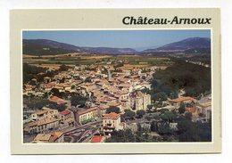 CP 04 CHATEAU ARNOUX VUE AERIENNE  .. .. REF 270619 - Frankrijk