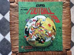 ALBUM PANINI FOOTBALL 79  Euro - Edizione Italiana
