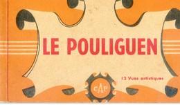 44 - Le Pouliguen - Carnet De 12 Cartes Incomplet (8 Cartes) - Le Pouliguen