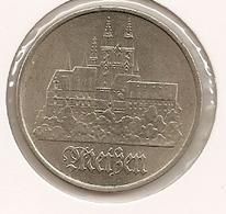 German Allemagne Alemanha 5 Mark, 1972 City Of Meissen 128 - 5 Mark