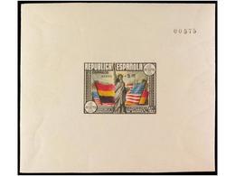 SPAIN: II REPUBLICA 1931-1939 - España