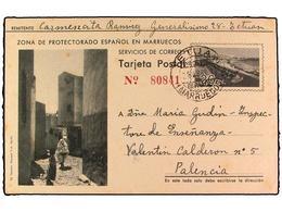 MOROCCO: SPANISH DOMINION - Spanish Morocco