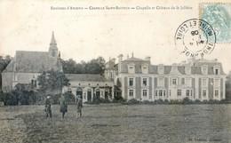 44 - Environs D'Ancenis - Chapelle Saint Sauveur - Chateau Jallière - Ancenis