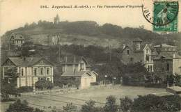 VAL D'OISE  ARGENTEUIL  Vue D'Orgemont - Argenteuil