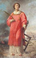 S. LORENZO M. - Roma - M  - PR - Mm. 70 X 110 - Religione & Esoterismo