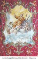 S. LORENZO M. - Chiavenna - M  - PR - Mm. 75 X 117 - Religione & Esoterismo