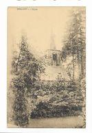 Waulsort  ( M 4941 )  L'Eglise Cache Par Les Arbres - Hastière