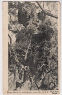 Hugh Rock On Bulladeah Alum Mt., NSW - Vintage PC Posted 1907 With Stamp - Australia