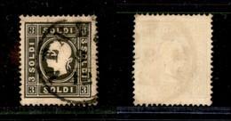Antichi Stati Italiani - Lombardo Veneto - 1859 - 3 Soldi (29) Usato A Venezia (250) - Unclassified