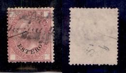 Uffici Postali All'Estero - Emissioni Generali - Da Buenos Aires (P.ti 10) - 40 Cent Estero (7) Usato - Unclassified